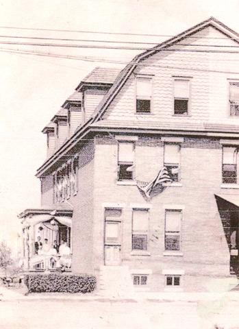 Camden Nj The Reeve Family Building Camden 1880s 1930s