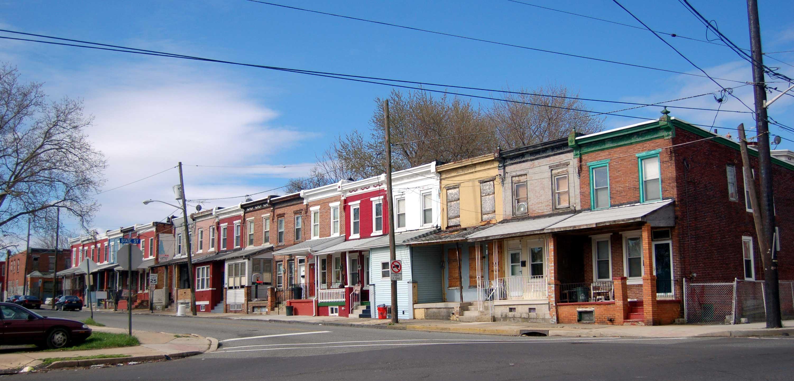 Camden Streets 10th Street